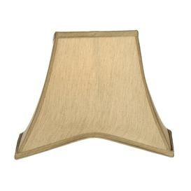 image-Bessey 33cm Silk/Shantung Bell Lamp Shade ClassicLiving