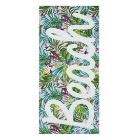 image-Tropical Beach Towel Catherine Lansfield