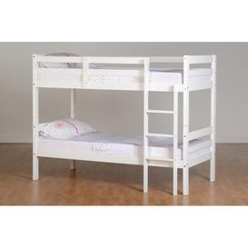 image-Panama 3' Bunk Bed in White