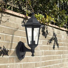 image-Mcmahan Outdoor Wall Light with Motion Sensor Marlow Home Co.