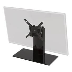 "image-Healdton Tilt Universal Desktop Mount for 32\"" LCD, LED, Plasma TV Ebern Designs"