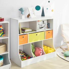 image-Yvette Children's 93cm Bookcase Isabelle & Max