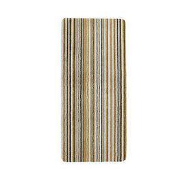 image-Stripe Stain Resistant Runner