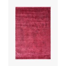 image-Gooch Luxury Overdye Ziegler Rug, Pink, L340 x W240 cm