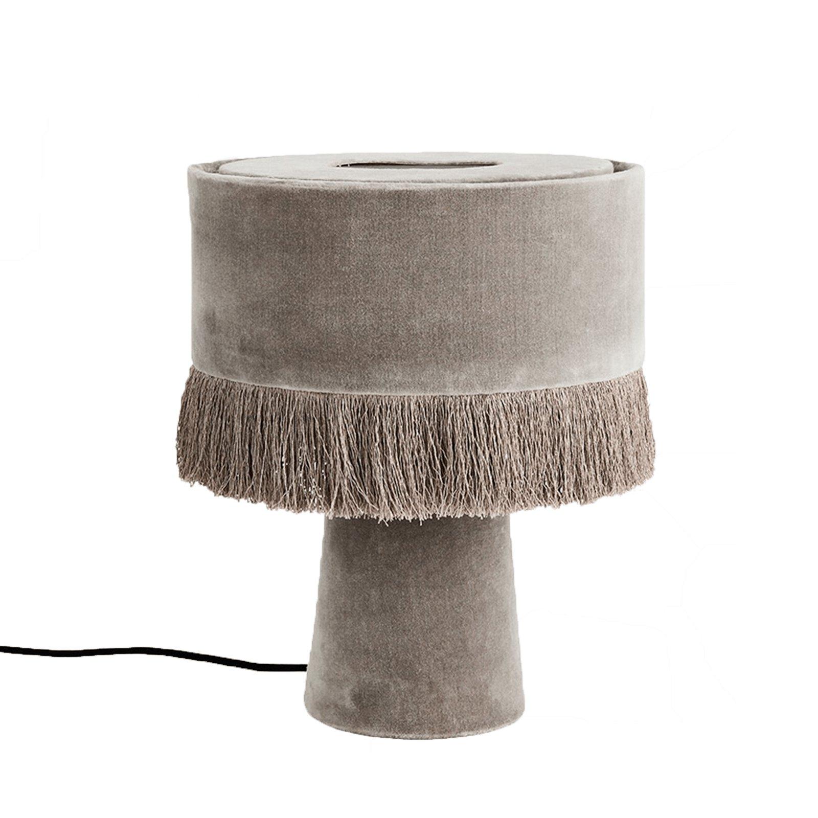 image-MARAIS TABLE LAMP IN GREY
