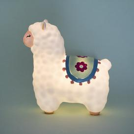 image-Little Llama Night Light Sass and Belle