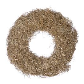 image-A by AMARA Christmas - Glitter Grass Wreath - Cashmere Brown
