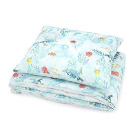image-Octavia 2 Piece Toddler Bedding Set Isabelle & Max Size: 120 cm W x 170 cm L