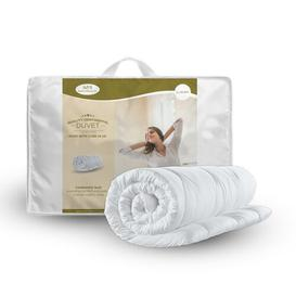 image-Hollowfibre 10.5 Tog Duvet A&S Duvet Pillows Co