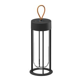 image-Flos - In Vitro Outdoor Table Lamp - Black