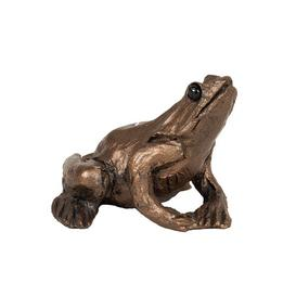 image-Freddy Frog Figurine Frith Sculpture