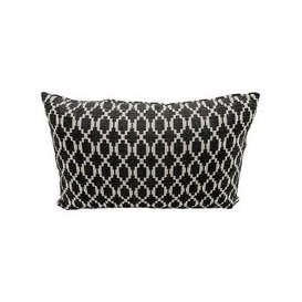 image-Connection Fabric Bolster Cushion