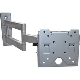 """image-Adjustable TV Wall Mount for 17-37\"""" LCD Screens Symple Stuff Colour: Silver"""