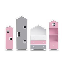 image-Mirum 4 Piece Bedroom Set