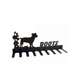 image-Boot Rack in Jack Russell Design - Large