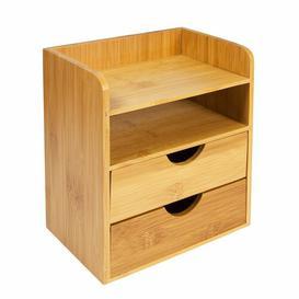 image-Fike Mini 4 Drawer Desk Organiser Brambly Cottage