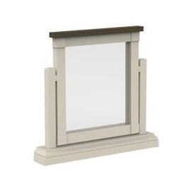 image-Emery Dressing Table Mirror In Antique White