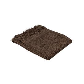 image-Pioche Throw August Grove Colour: Brown