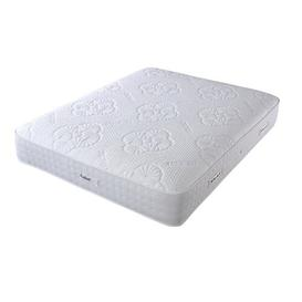 image-Faught 2000 Encapsulated Pocket Sprung Latex Mattress Symple Stuff Size: Double (4'6)