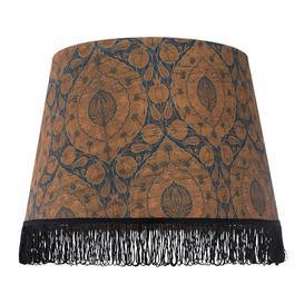 image-MINDTHEGAP - Kaftan Cone Lamp Shade - Large