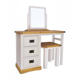image-Bexhill Dressing Table Set with Mirror Brambly Cottage
