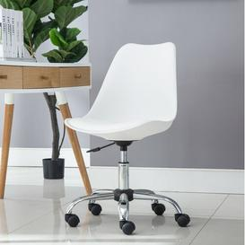 image-Nyquist Children's Chair Brayden Studio Upholstery Colour: White