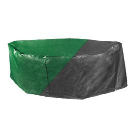 image-Protector Plus Patio Dining Set Cover WFX Utility