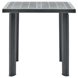 image-Nairn Plastic Dining Table Sol 72 Outdoor Colour: Anthracite
