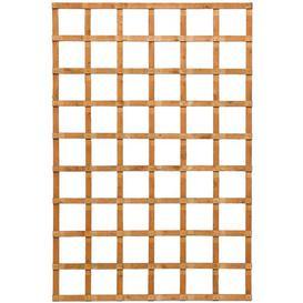 image-Lavanya Wood Lattice Panel Trellis (Set of 3) Sol 72 Outdoor Size: 183cm H x 122cm W x 10cm D
