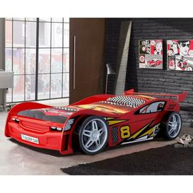 image-Shelby Speed Racer Single Car Bed Just Kids