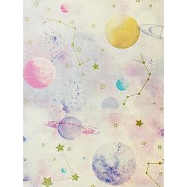 image-Arthouse Kids Stargazer Pink Wallpaper
