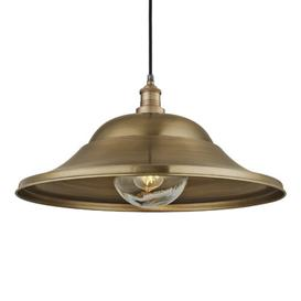 image-Brooklyn 1-Light Outdoor Pendant Industville