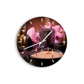 image-Billy-Joe Silent Wall Clock Bloomsbury Market Size: 30cm H x 30cm W x 0.4cm D