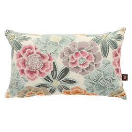 image-Chatelaine Lumbar Cushion Fleur De Lis Living