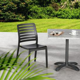 image-Grabill Dining Chair (Set of 2) Sol 72 Outdoor