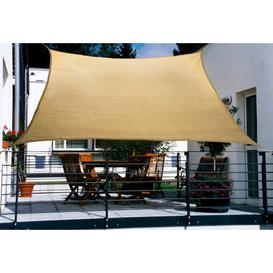 image-Millinocket 2.7m x 1.4m Rectangular Shade Sail Sol 72 Outdoor Colour: Yellow