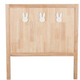 image-Maxwellton Children 3 Rabbit Wood Single Headboard August Grove