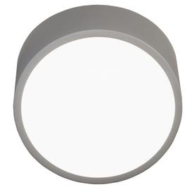 image-Mantra M5482 Mini Round Outdoor Wall Light In Silver