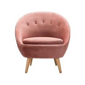 image-Joni Occasional Chair Pink