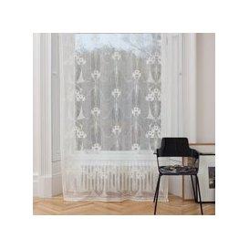 image-Ayrshire Lace - Rennie (colour: Ivory, size: 150cm x 320cm)