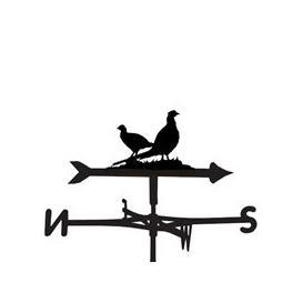 image-Weathervane in Pheasant Design - Medium (Cottage)