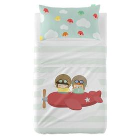 image-Yates Crib Bedding Set Isabelle & Max Size: 100cm W x 130cm L