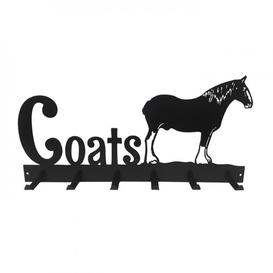 image-Shire Horse Key Hook Brambly Cottage