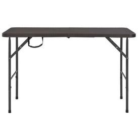 image-Humairaa Folding Buffet & Console Table Sol 72 Outdoor
