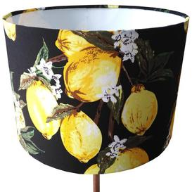image-40cm Cotton Drum Lamp Shade August Grove