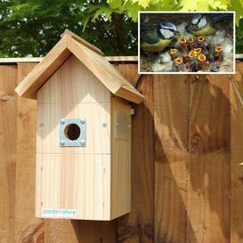 image-Terron Mounted Bird House Dakota Fields