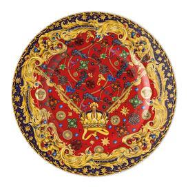 image-Versace Home - Christmas Barocco Side Plate