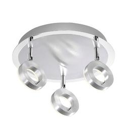 image-Symone LED Ceiling Spotlight Metro Lane Colour: Matt aluminium
