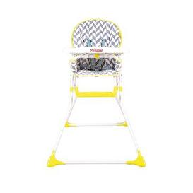 image-My Babiie Mbhc1Hb Herringbone Compact Highchair