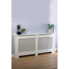 image-Oxford Radiator Cover - Extra Large